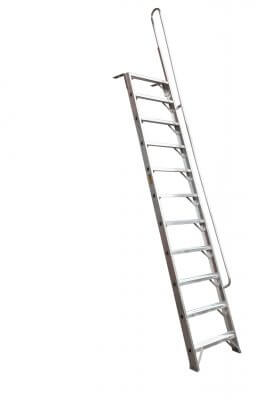 Intermediate ladders
