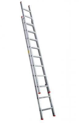 2-part extension ladders