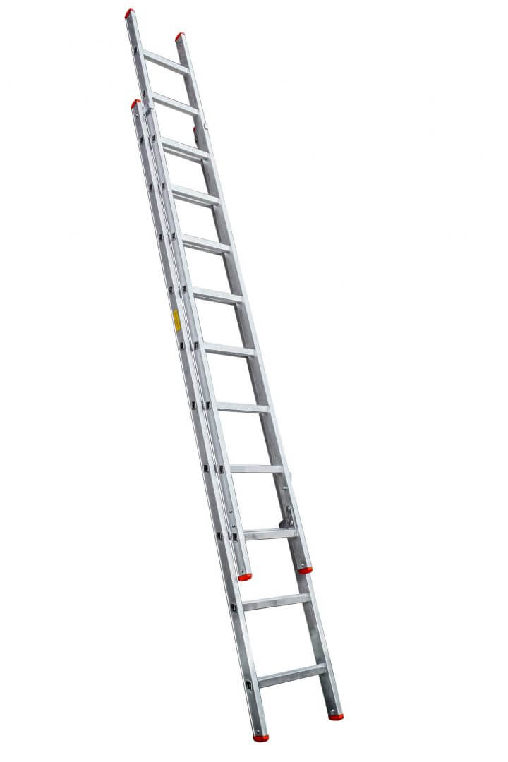 2-part extension ladders - Suomi-Tikas Oy