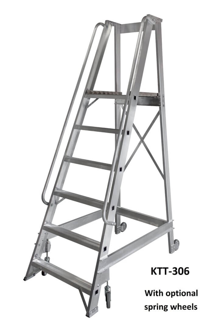 Light storage ladders - Suomi-Tikas Oy