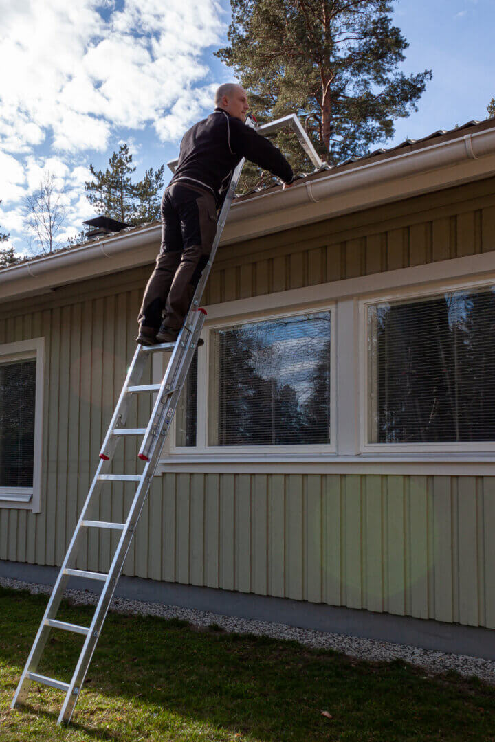 Roof supporter-60 - Suomi-Tikas Oy