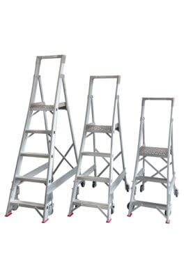 Small storage ladders
